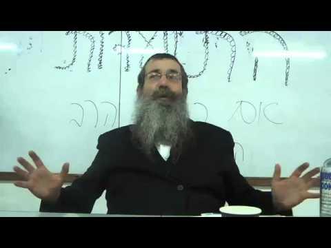 שיחה לבנות בקשר לקדושת ימי הפורים - הרב יוסף יצחק אופן