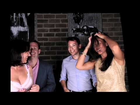 justin + naomi sonfield, the photobooth & the after party, julie harnage photography