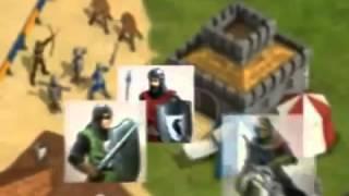 Видео обзор игры Tribal Wars