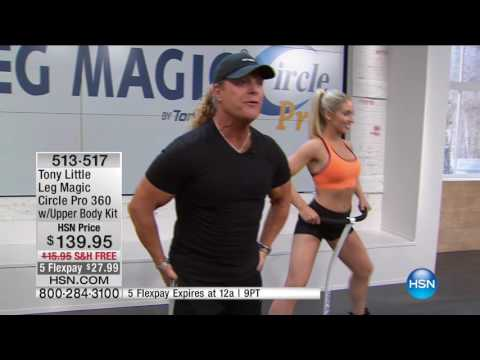 HSN | One on One with Tony Little 01.11.2017 - 08 PM