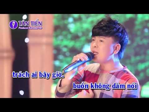 Karaoke remix lk vong co tinh que-Ngoc oi -CHU TIEU Peter tran