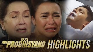Flora and Alyana show their grievances on Cardo's accident | FPJ's Ang Probinsyano