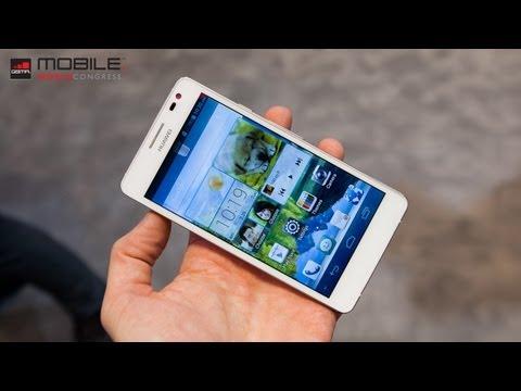 Huawei Ascend D2 (MWC 2013)
