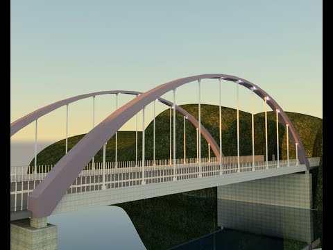 Bridge Design And Drawing With Auto CAD Episode-2 By Aartigallery