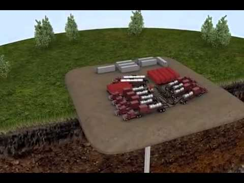 Development of Oil and Natural Gas from Shale