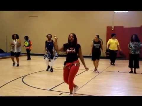 Booty Call- Line dance- West Coast Finest- Stockton CA.