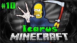 Die SENSE des TODES?! - Minecraft Icarus #10 [Deutsch/HD]