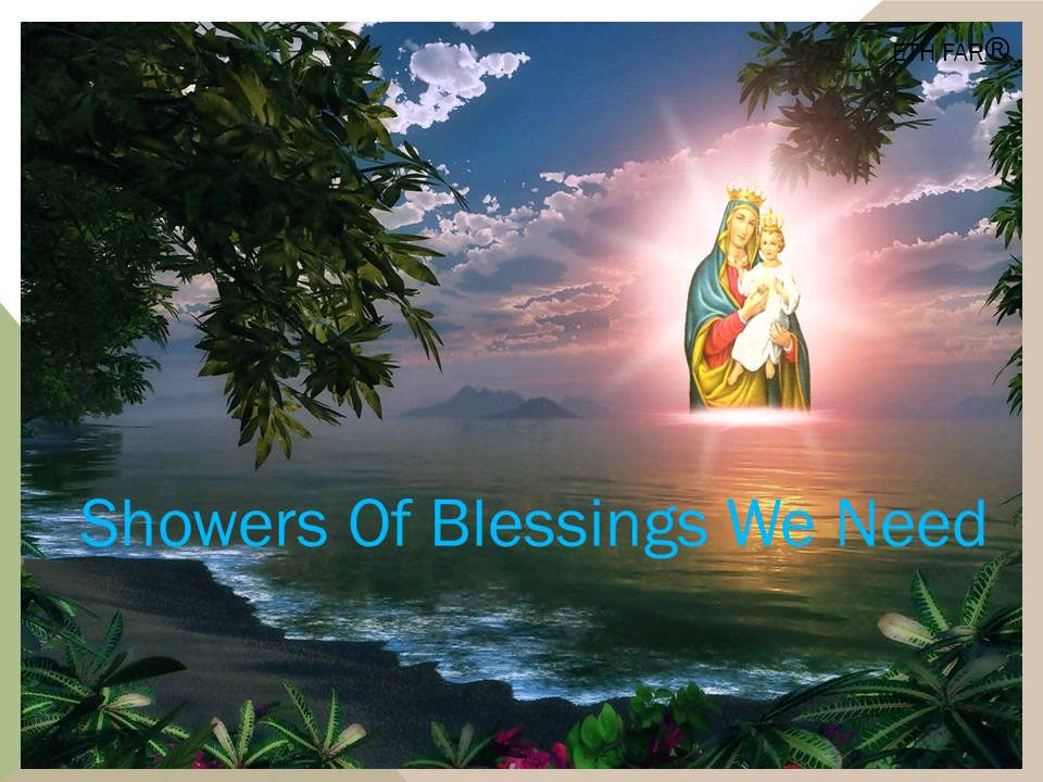 Showers Of Blessings We Need - YouTube