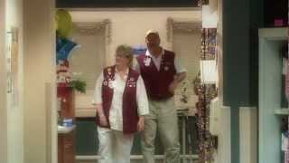 bert colleen stroke survivors mwh volunteers
