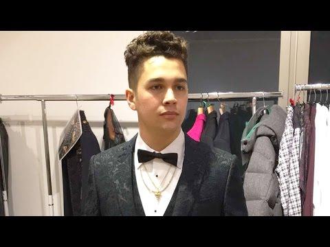 Austin Mahone Show at Milan Men's Fashion Week