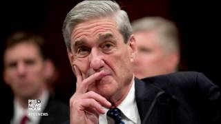 From youtube.com: Special Counsel Robert MuellerW {MID-193221}