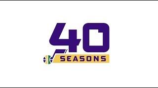 40 Seasons of Utah Jazz Basketball