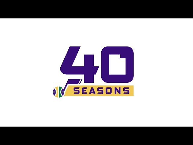 35cbc54e0f9 Utah Jazz purple throwback jerseys to celebrate 40-year franchise  anniversary in Salt Lake City