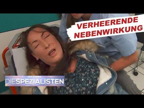 Pfusch beim Arzt  Falsche Medikation?  Auf Streife  Die Spezialisten  SAT.1 TV