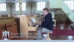 Tervehdys Someron kirkosta 25.5.2020 kello 15