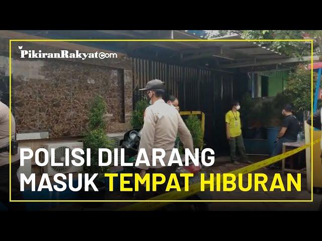 Buntut Penembakan Anggota TNI dan Pegawai Kafe, Polisi Dilarang Masuk Tempat Hiburan dan Minum Miras