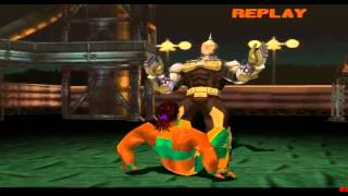 Tekken 3 - Eddy Arcade Mode [PS1]