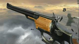 s model 53 revolver full disassembly and operation