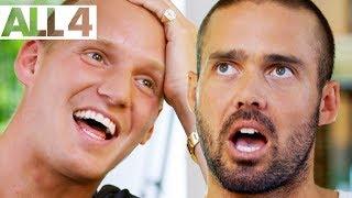 Best Friends Jamie Laing & Spencer Matthews Are TOTAL Opposites!   Celebrity Psych Test