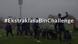 Pogoń Szczecin - #EkstraklasaBinChallenge #1