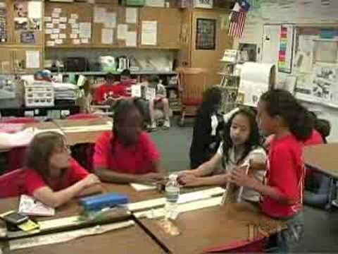 Young Authors' Conference at J.O. Davis Elementary School