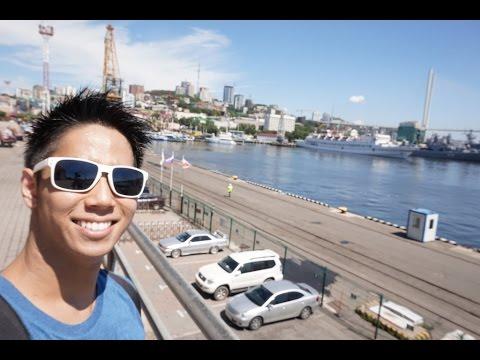 Trans Siberian Railway Trip: Part 1 (Vladivostok)