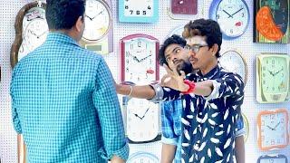 Watch shop prank |salesmen prank | Tamil prank | orange mittai