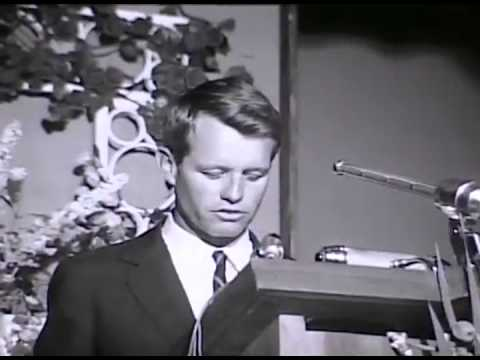 Robert F. Kennedy at National Congress of American Indians Meeting