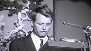 Robert F. Kennedy at National Congress of American Indians, From YouTubeVideos