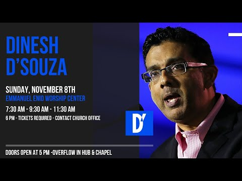 The Case for Christianity - Dinesh D'Souza - Journey Service