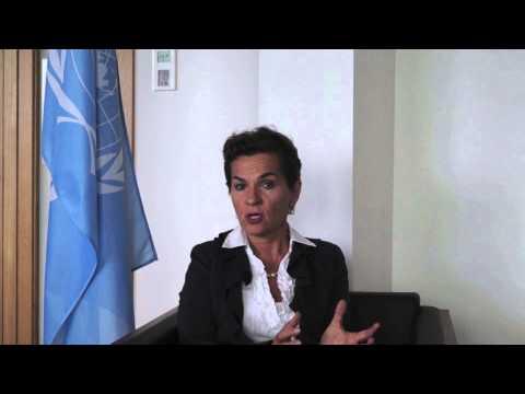 UNFCCC: Christiana Figueres Addresses the International Coffee Organization - Sept. 2014