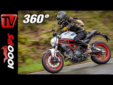 360° - Ducati Monster 797