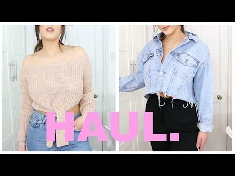 Chatty collective Homewear & Clothing Haul | Primark, Missguided, ASOS, Urban Outfitters etc.