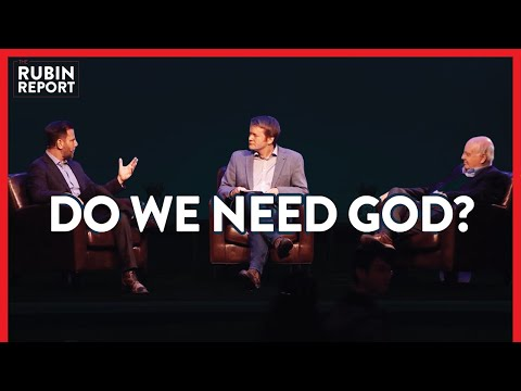 Can Your Life Be Meaningful Without God?   Dave Rubin & John Lennox   SPIRITUALITY   Rubin Report