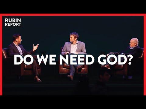 Can Your Life Be Meaningful Without God? | Dave Rubin & John Lennox | SPIRITUALITY | Rubin Report