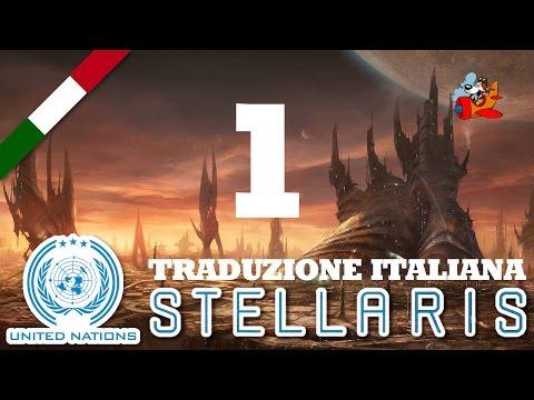 Let's Play Stellaris [Traduzione in Italiano] 01