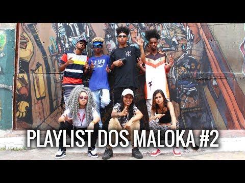 NGKS - PLAYLIST DOS MALOKA #2 - feat. MALOKAS DA SUL