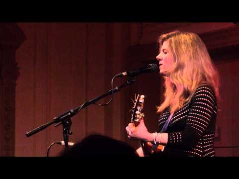 The Ocean - Dar Williams - Live -  Bush Hall - London - 05.03.14