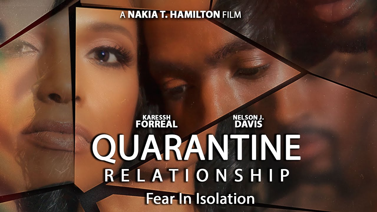 'Quarantine Relationship' - Fear in Isolation - Full, Free Thriller Movie on Maverick Movi