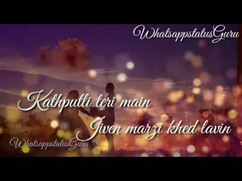 Main Teri Ho Gayi | Millind Gaba | Female Version | Whatsapp Status Video |WhatsAppstatusGuru