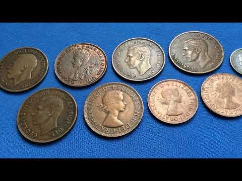 9 AUSTRALIAN 🇦🇺 COINS COLLECTION WORTH BIG MONEY PRICE 30000$$$ MONEDA