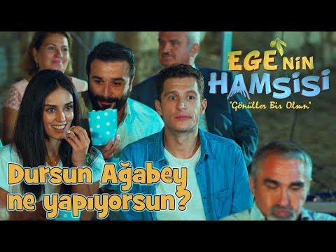 Sinemaya giden Zeynep ve Deniz çifti! - Ege'nin Hamsisi 7.Bölüm
