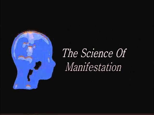The Science Of Manifestation Law Of Attraction