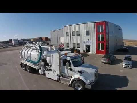 Hydrovac Trucks By Schellvac Equipment Inc