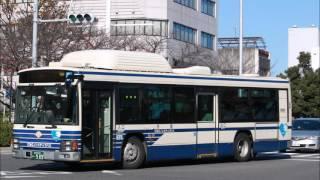 【バス走行音】いすゞ・CNGエルガ KL-LV834N1改 走行音(名古屋市バス・NS-24)