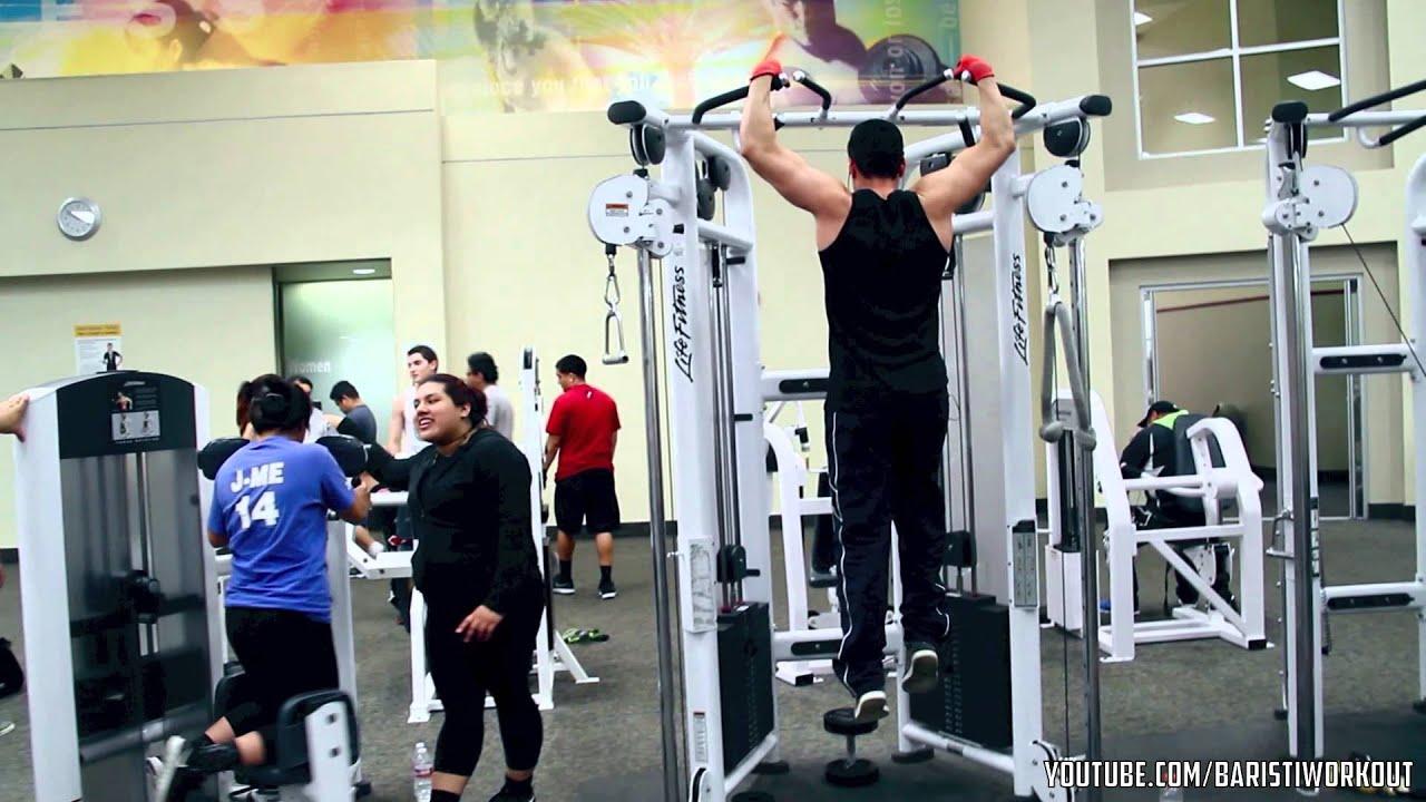 California Calisthenics Workout Motivation