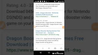 HOW TO DOWNLOAD dragon booster the game ON ANDROID FOR FREE
