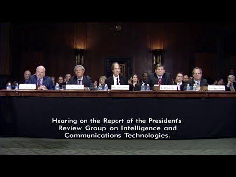 Senate Judiciary Committee Hearing with President