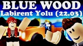 Mavi Odun Güncel Yol (22 Mart) Blue Wood New Way | #roblox | Lumber Tycoon 2 Türkçe