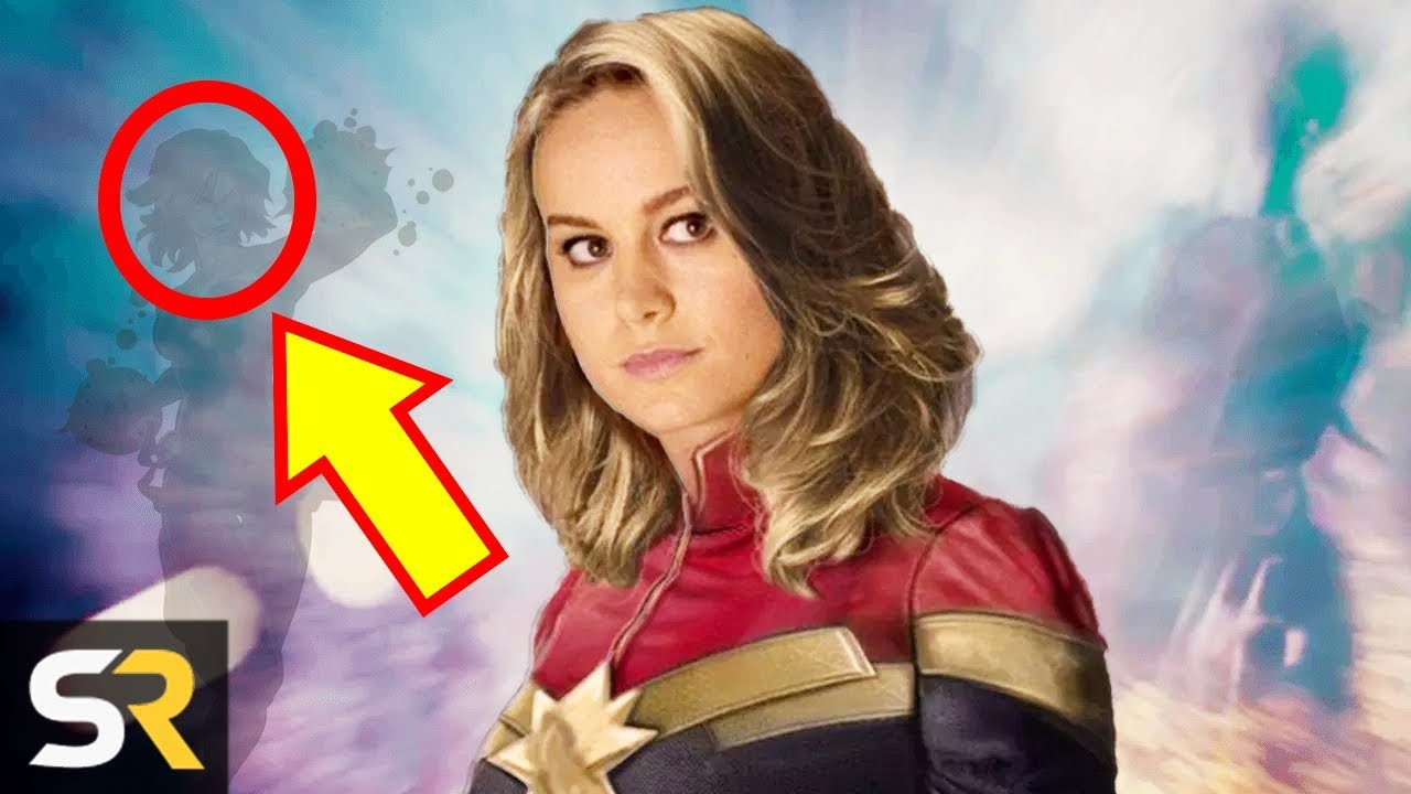 Marvel Theory Is Captain Marvel In The Quantum Realm Youtube